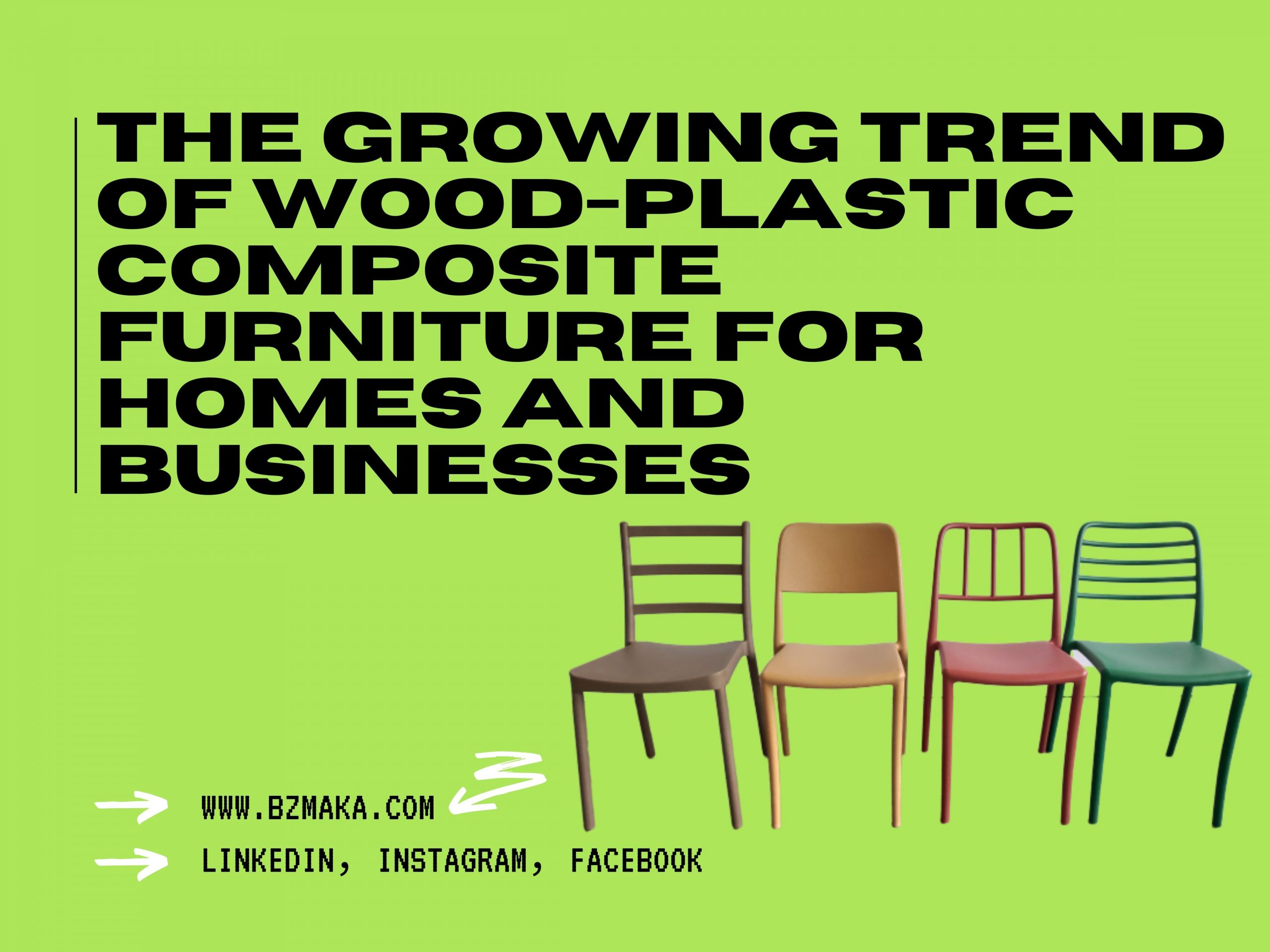 The Growing Trend of Wood Plastic Composite Furniture for Homes and Businesses scaled
