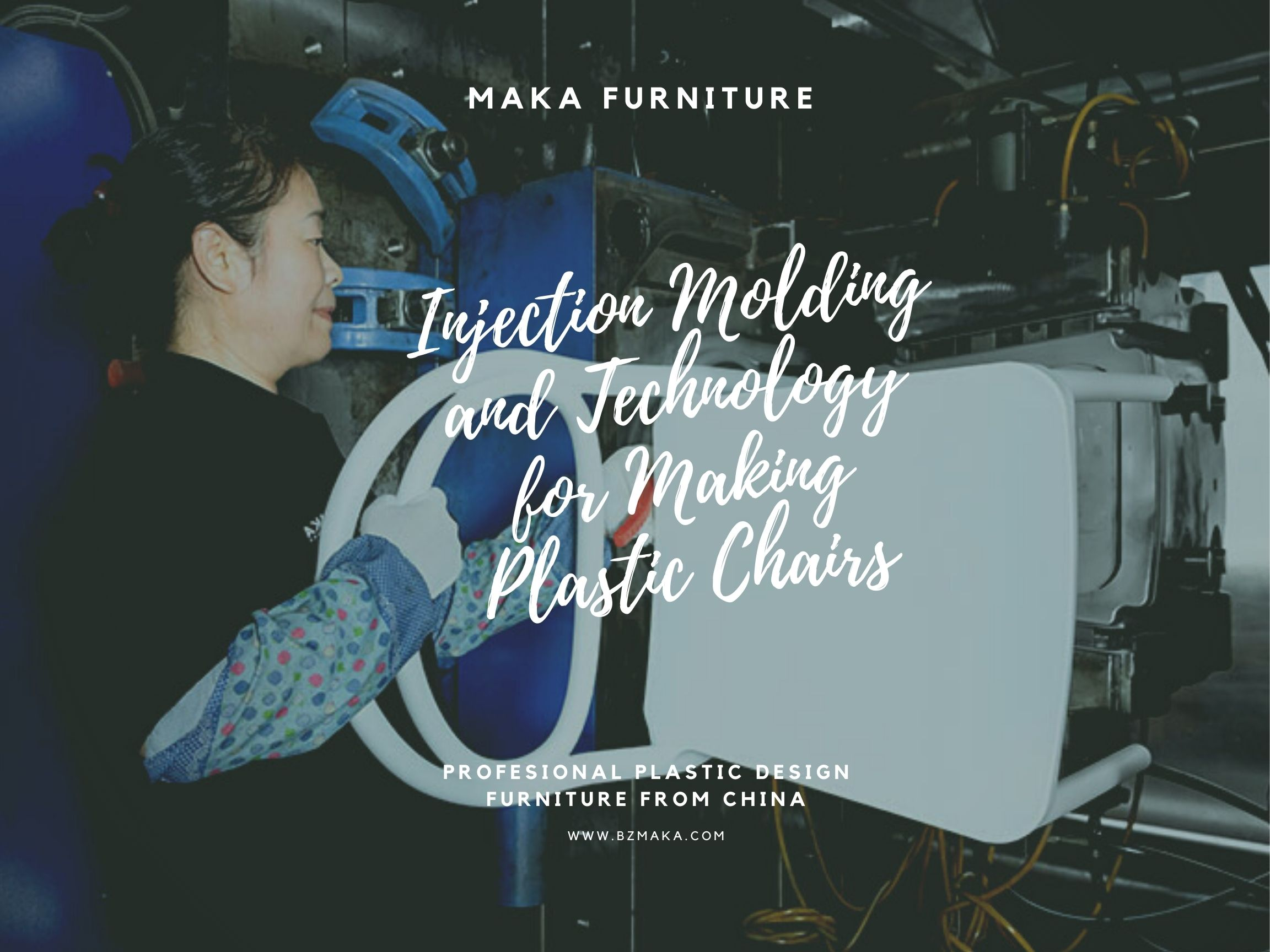 Injection Molding and Technology for Making Plastic Chairs